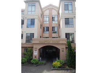 Photo 1: 109 545 Manchester Rd in VICTORIA: Vi Burnside Condo for sale (Victoria)  : MLS®# 672377