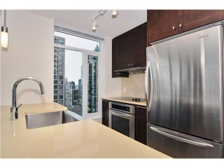 Photo 1: # 2307 888 HOMER ST in Vancouver: Downtown VW Condo for sale (Vancouver West)  : MLS®# V920343