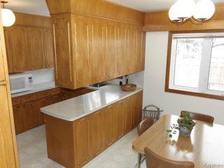 Photo 5: 16 Litz Place in WINNIPEG: East Kildonan Residential for sale (North East Winnipeg)  : MLS®# 1501673