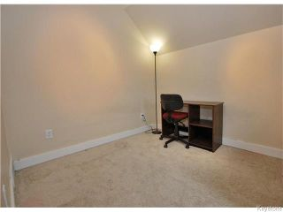 Photo 12: 345 Dumoulin Street in Winnipeg: St Boniface Residential for sale (South East Winnipeg)  : MLS®# 1608261