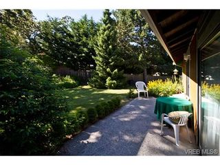 Photo 6: 12 4041 Saanich Rd in VICTORIA: SE High Quadra Row/Townhouse for sale (Saanich East)  : MLS®# 645762
