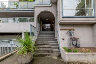 """Photo 3: 103 1166 W 6TH Avenue in Vancouver: Fairview VW Condo for sale in """"SEASCAPE VISTA"""" (Vancouver West)  : MLS®# R2611429"""