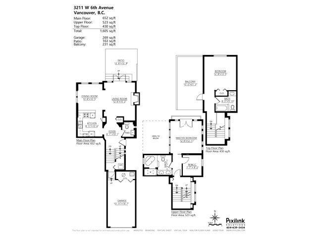 "Photo 19: Photos: 3211 W 6TH Avenue in Vancouver: Kitsilano 1/2 Duplex for sale in ""KITSILANO"" (Vancouver West)  : MLS®# V1091079"