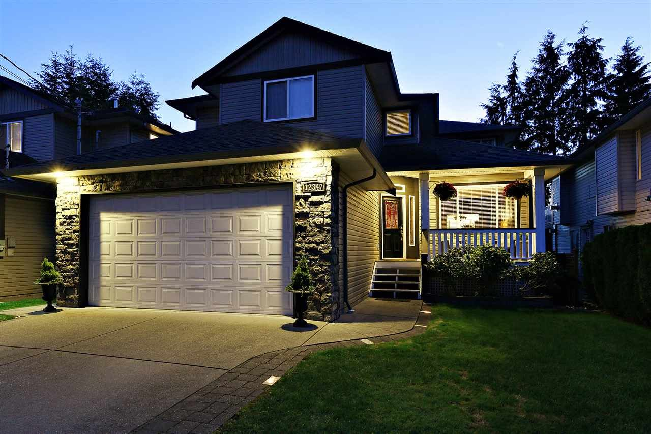 Main Photo: 12347 189A Street in Pitt Meadows: Central Meadows House for sale : MLS®# R2191123