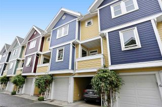 "Photo 1: 7 4729 GARRY Street in Delta: Ladner Elementary Townhouse for sale in ""GARRY COURT"" (Ladner)  : MLS®# R2122136"
