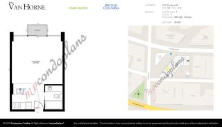 """Photo 18: 303 22 E CORDOVA Street in Vancouver: Downtown VE Condo for sale in """"Van Horne"""" (Vancouver East)  : MLS®# R2191464"""