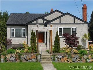 Main Photo: 2740 Thomson in Victoria: House  (Oak Bay)  : MLS®# 293744
