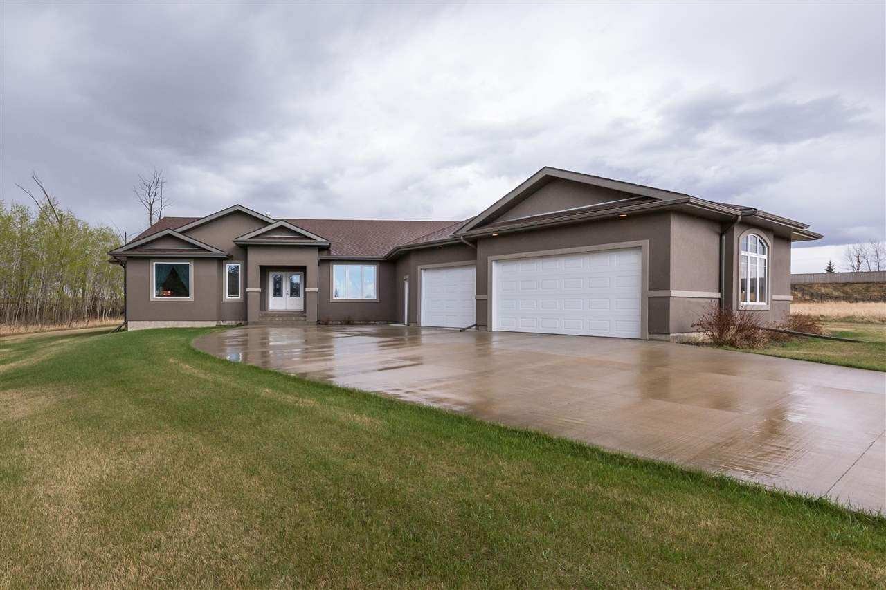 Main Photo: 57 26323 TWP RD 532 A: Rural Parkland County House for sale : MLS®# E4243773