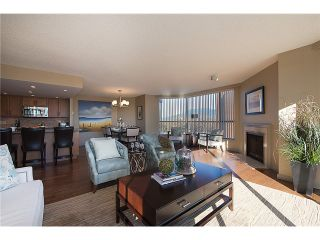 """Photo 7: 911 1450 PENNYFARTHING Drive in Vancouver: False Creek Condo for sale in """"HARBOUR COVE"""" (Vancouver West)  : MLS®# V1045664"""