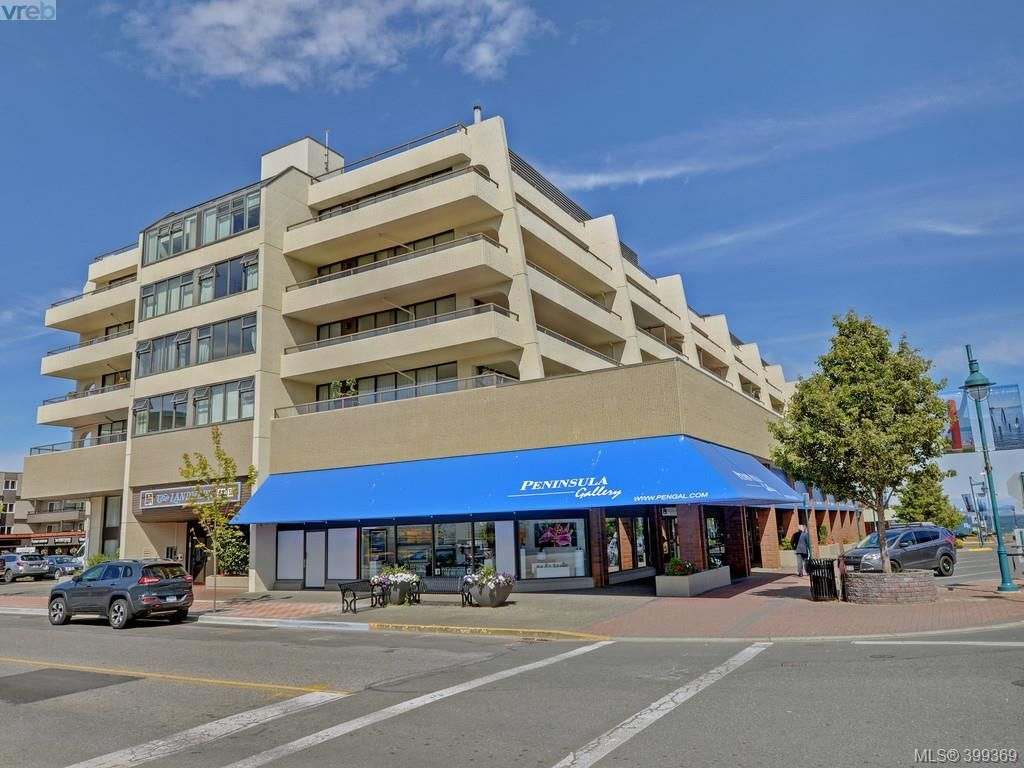 Main Photo: 212 9805 Second St in SIDNEY: Si Sidney North-East Condo for sale (Sidney)  : MLS®# 796861