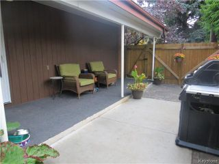 Photo 16: 23 Mercury Bay in WINNIPEG: Manitoba Other Residential for sale : MLS®# 1423695