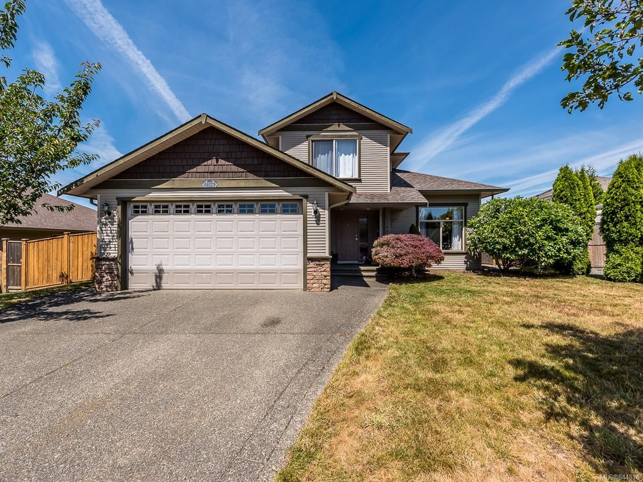 Main Photo: 2386 Inverclyde Way in COURTENAY: CV Courtenay East House for sale (Comox Valley)  : MLS®# 844816