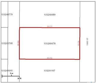 Photo 1: 2103 100B Street in Tisdale: Lot/Land for sale : MLS®# SK859532
