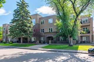 Photo 2: 102 518 33 Street NW in Calgary: Parkdale Apartment for sale : MLS®# A1091998