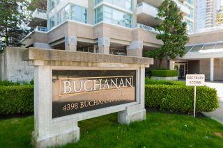 "Photo 1: 1006 4398 BUCHANAN Street in Burnaby: Brentwood Park Condo for sale in ""BUCHANAN EAST"" (Burnaby North)  : MLS®# R2171101"