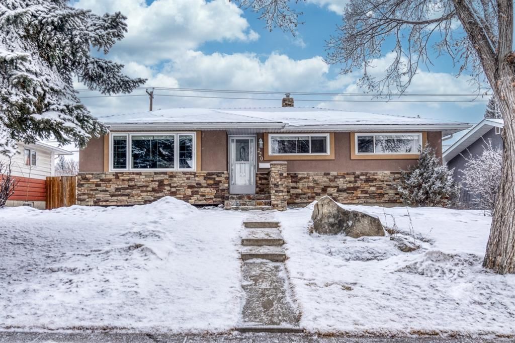 Main Photo: 220 78 Avenue SE in Calgary: Fairview Detached for sale : MLS®# A1063435