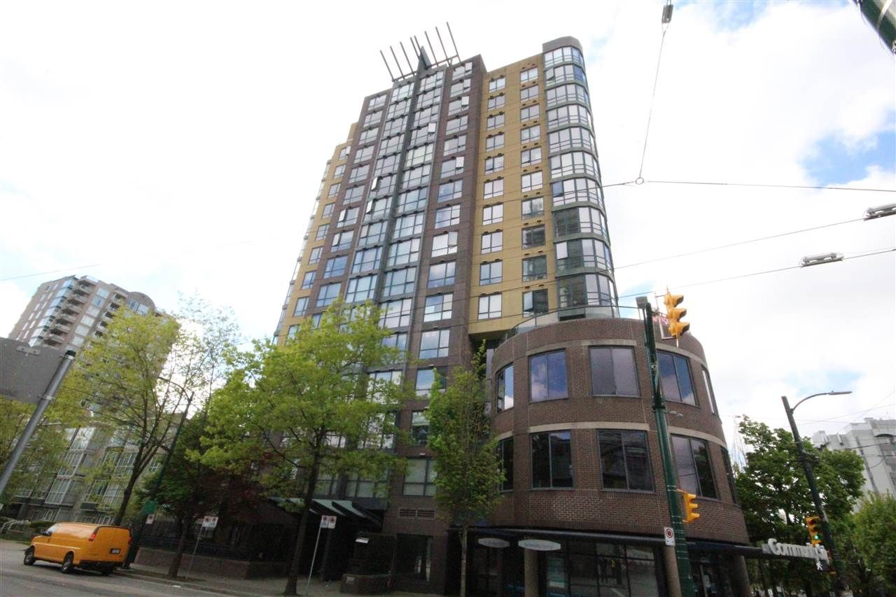 """Main Photo: 1508 3438 VANNESS Avenue in Vancouver: Collingwood VE Condo for sale in """"The Centro"""" (Vancouver East)  : MLS®# R2575406"""