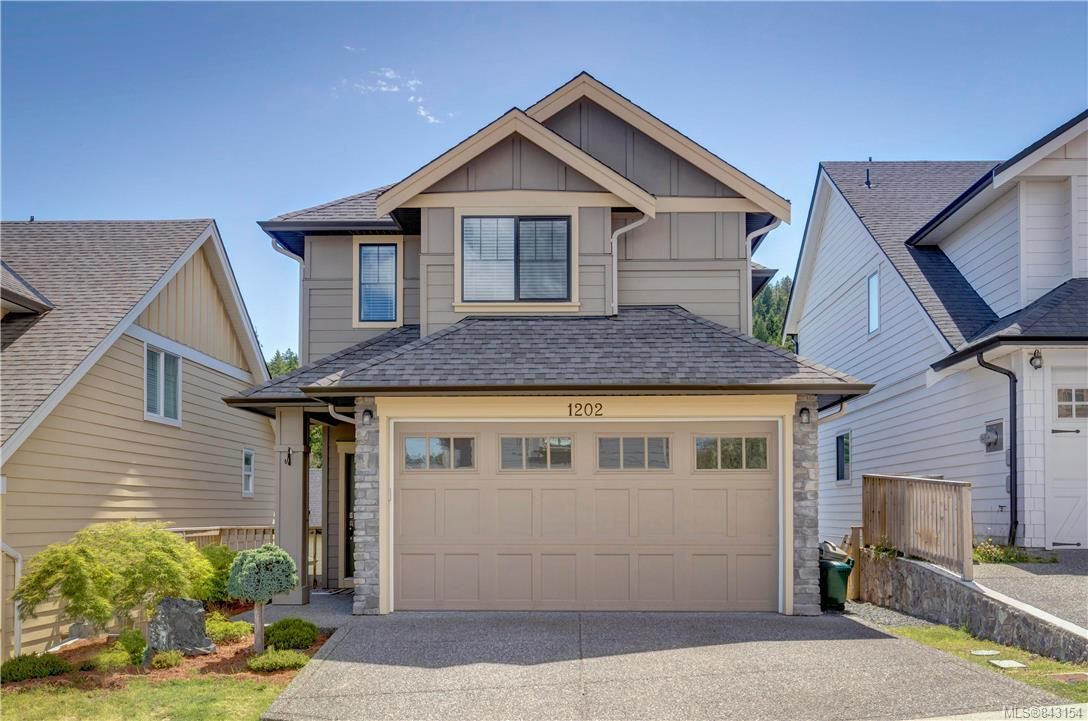 Main Photo: 1202 Bombardier Cres in Langford: La Westhills House for sale : MLS®# 843154