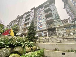 "Photo 1: 303 89 W 2ND Avenue in Vancouver: False Creek Condo for sale in ""Pinnacle Living False Creek"" (Vancouver West)  : MLS®# R2551941"