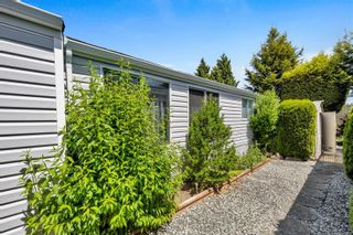 Photo 27: 61 7583 Central Saanich Rd in : CS Hawthorne Manufactured Home for sale (Central Saanich)  : MLS®# 879084