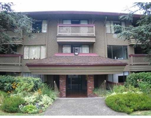 """Main Photo: 313 436 7TH ST in New Westminster: Uptown NW Condo for sale in """"REGENCY COURT"""" : MLS®# V570974"""