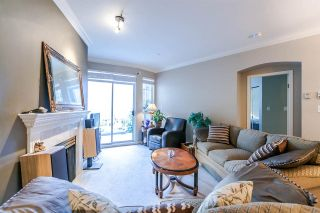 "Photo 6: 312 5835 HAMPTON Place in Vancouver: University VW Condo for sale in ""ST. JAMES HOUSE"" (Vancouver West)  : MLS®# R2240075"