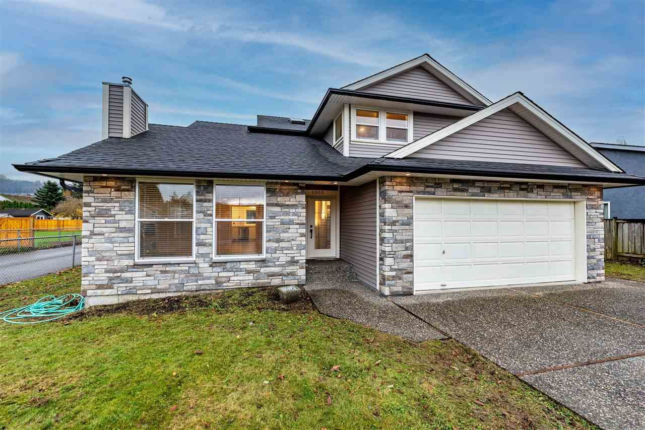 Main Photo: 6800 HENRY Street in Chilliwack: Sardis East Vedder Rd House for sale (Sardis)  : MLS®# R2519014