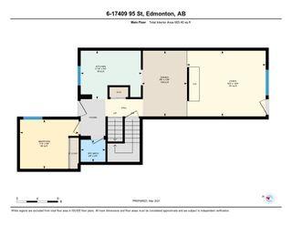 Photo 31: 6 17409 95 Street in Edmonton: Zone 28 Townhouse for sale : MLS®# E4234985