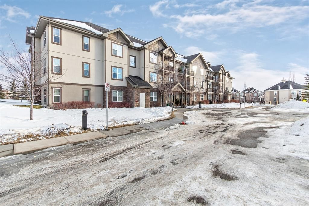 Main Photo: 211 37 Prestwick Drive SE in Calgary: McKenzie Towne Apartment for sale : MLS®# A1055114
