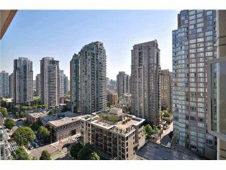 "Photo 16: 1501 565 SMITHE Street in Vancouver: Downtown VW Condo for sale in ""VITA"" (Vancouver West)  : MLS®# V1076138"