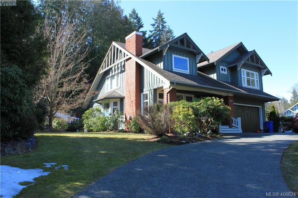 Main Photo: 898 Frayne Rd in MILL BAY: ML Mill Bay House for sale (Malahat & Area)  : MLS®# 808068