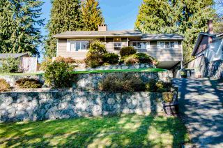 Photo 1: 1004 CLEMENTS Avenue in North Vancouver: Canyon Heights NV House for sale : MLS®# R2438378