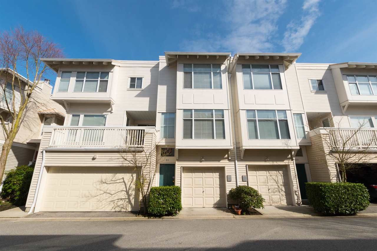 Main Photo: 31 12920 JACK BELL DRIVE in : East Cambie Townhouse for sale : MLS®# R2251512