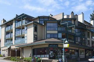 Photo 1: 103 2181 PANORAMA Drive in North Vancouver: Deep Cove Condo for sale : MLS®# R2442033