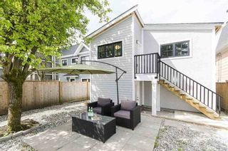 Photo 18: 3620 CAROLINA STREET in Vancouver East: Fraser VE Home for sale ()  : MLS®# R2387252