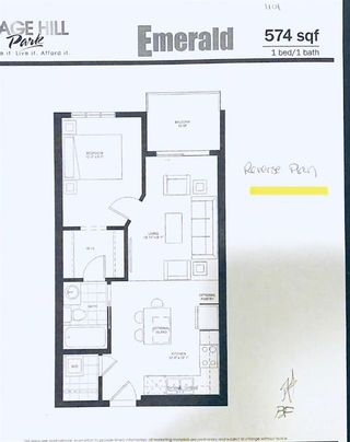 Photo 25: 1101 298 Sage Meadows Park NW in Calgary: Sage Hill Apartment for sale : MLS®# A1124408