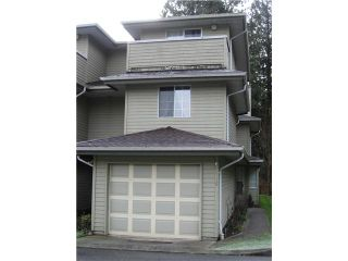 "Photo 1: 115 1386 LINCOLN Drive in Port Coquitlam: Oxford Heights Townhouse for sale in ""MOUNTAIN PARK VILLAGE"" : MLS®# V866948"