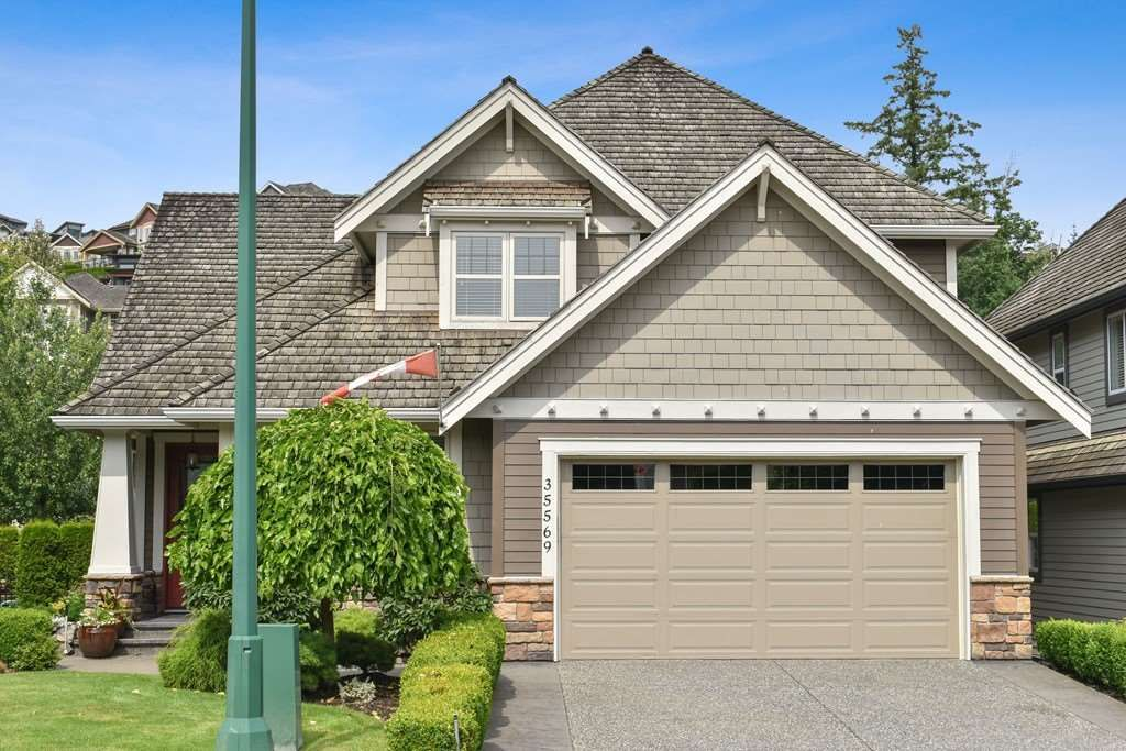 Main Photo: 35569 KAHANA PLACE in : Abbotsford East House for sale : MLS®# R2485765