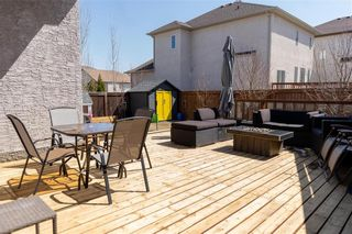 Photo 46: 148 Autumnview Drive in Winnipeg: South Pointe Residential for sale (1R)  : MLS®# 202109065