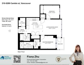Photo 21: 210 5289 CAMBIE Street in Vancouver: Cambie Condo for sale (Vancouver West)  : MLS®# R2625195