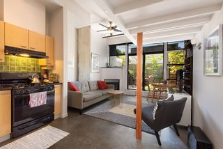 Photo 6: 217 428 W. 8th Avenue in XL Lofts: Home for sale