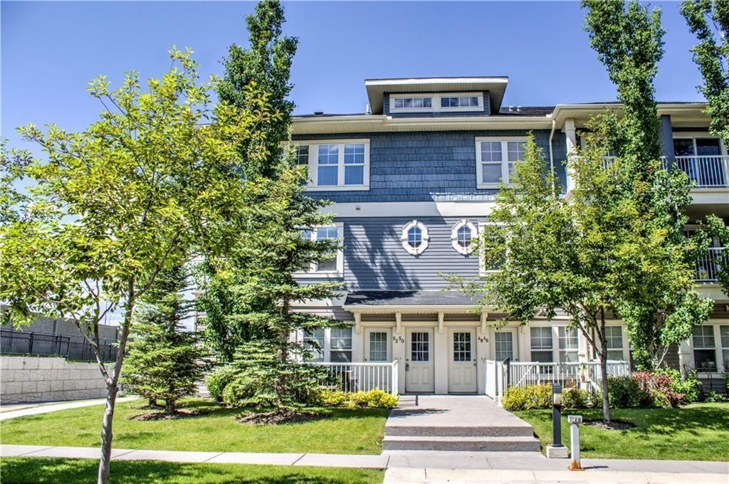 Main Photo: 50 Auburn Bay Common SE in Calgary: Auburn Bay Row/Townhouse for sale : MLS®# A1128928
