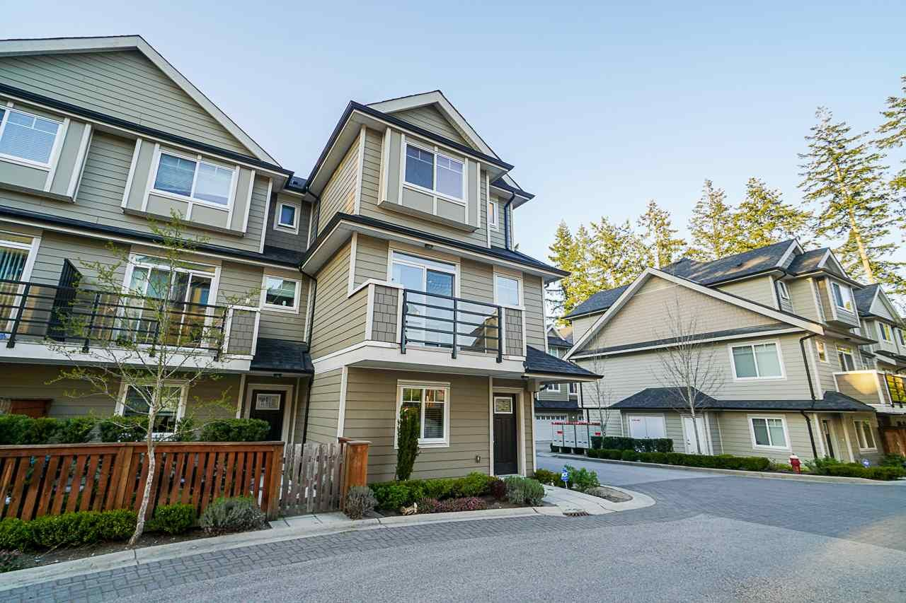 """Main Photo: 23 14285 64 Avenue in Surrey: East Newton Townhouse for sale in """"ARIA LIVING"""" : MLS®# R2569000"""