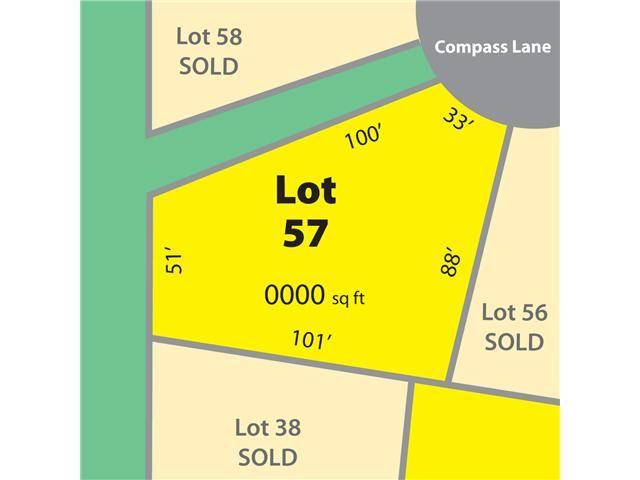 "Main Photo: # LOT 57 COMPASS LN in Sechelt: Sechelt District Land for sale in ""TRAIL BAY ESTATES"" (Sunshine Coast)  : MLS®# V861136"
