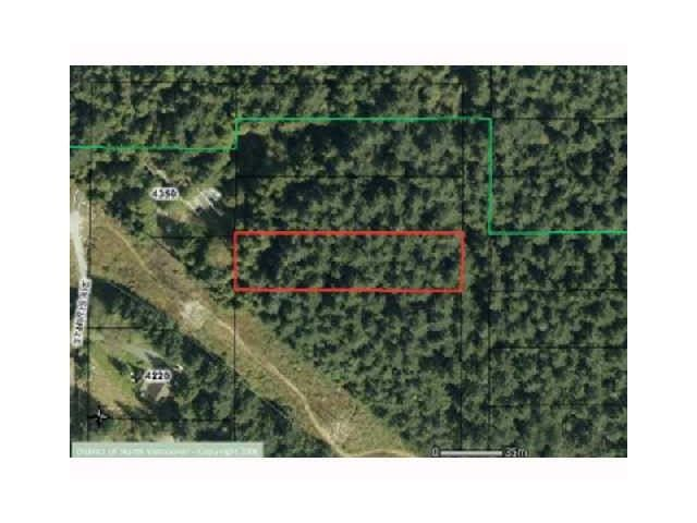 Main Photo: Lot 4 ST. MARY'S Avenue in North Vancouver: Upper Lonsdale Land for sale : MLS®# R2507156