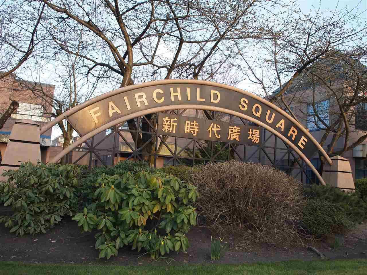Main Photo: 610 4400 HAZELBRIDGE Way in Richmond: West Cambie Office for sale : MLS®# C8036133