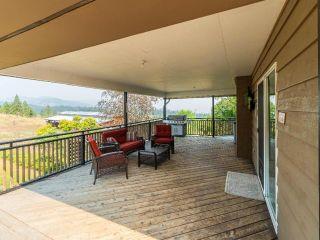 Photo 42: 3140 ROBBINS RANGE ROAD in Kamloops: Barnhartvale House for sale : MLS®# 163482