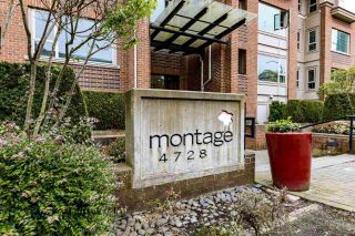 "Photo 1: 311 4728 DAWSON Street in Burnaby: Brentwood Park Condo for sale in ""Montage"" (Burnaby North)  : MLS®# R2574048"