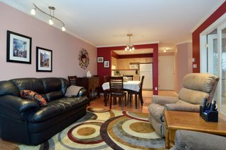 "Photo 3: 417 33280 E BOURQUIN Crescent in Abbotsford: Central Abbotsford Condo for sale in ""Emerald Springs"" : MLS®# R2282707"