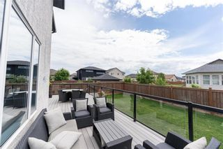 Photo 46: 43 Birch Point Place in Winnipeg: South Pointe Residential for sale (1R)  : MLS®# 202114638